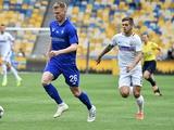 «Заря» — «Динамо»: стартовые составы команд. Соль по-прежнему в запасе