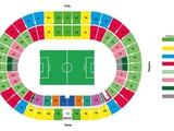 Официально. Билеты на октябрьские матчи сборной Украины в Киеве будут продаваться только online