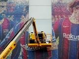 «Барселона» убрала изображение Месси с фасада «Камп Ноу»