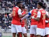«Реймс» вышел в высший дивизион чемпионата Франции
