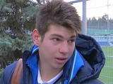 Никита Кравченко: «Во втором тайме нам было тяжело забрать мяч у «Карпат» (ВИДЕО)