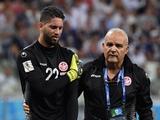 Основной голкипер сборной Туниса больше не сыграет на ЧМ