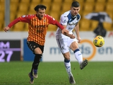 Малиновский отметился голевой передачей в матче с «Беневенто»