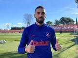 Официально: Карраско возвращается в «Атлетико»