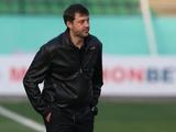 Юрий Вирт: «У «Динамо» ставка на ответный матч с «Гентом»