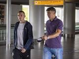 Михайличенко прибыл в Бельгию для подписания контракта с «Андерлехтом» (ФОТО)