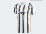 На новой форме «Ювентуса» эмблема клуба и полосы будут золотыми (ФОТО)