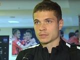 Артем Громов: «В матче с «Шахтером» мы практически все время провели в отборе мяча»