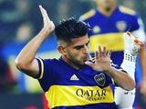 Карлос Самбрано начал карьеру в «Бока Хуниорс» с перелома ребер