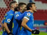Роман Еременко забил первые мячи после двухлетней дисквалификации