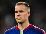 «Барселона» может продать тер Штегена в «Баварию»