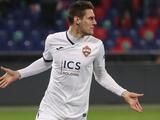 Агент: «Шкурин полетит на сборы с киевским «Динамо»