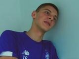 Виталий Миколенко: «Когда принимали в школу «Динамо», один из тренеров сказал: «Я поймал золотую рыбку»