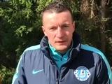 Артем Федецкий: «ПАОК будет худшим жребием для «Динамо»
