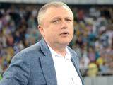 Игорь Суркис прокомментировал информацию об уходе Луческу из «Динамо»