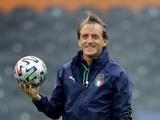 Манчини: «Матч против Испании будет сильно отличаться от игры с Бельгией»