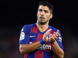 Суарес вошел в тройку лучших бомбардиров в истории «Барселоны»