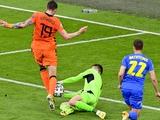 Нидерланды — Украина — 3:2. ВИДЕОобзор матча