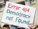 Эра демократии и законности в Раде