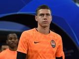 Матвиенко не покинет летом «Шахтер» в качестве свободного агента