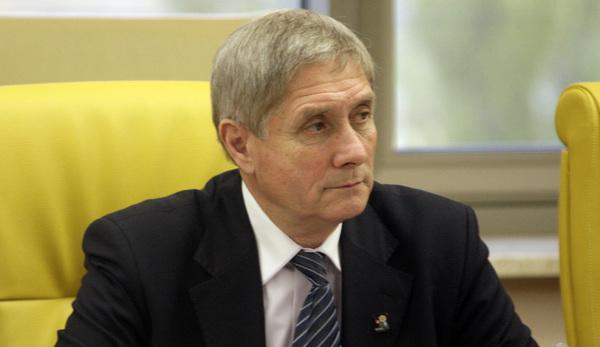 Грисьо претендует на кресло президента ФФУ