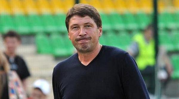 Украинский клуб уволил украинского тренера