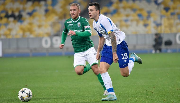 Футбол динамо киев боруссия 29