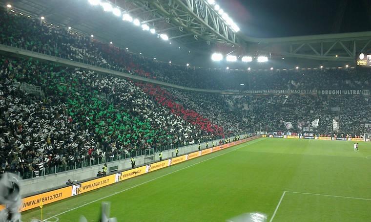 Стадион ювентуса дисквалифицирован
