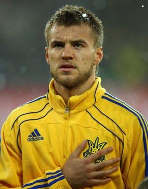 Андрей ярмоленко футболист фото