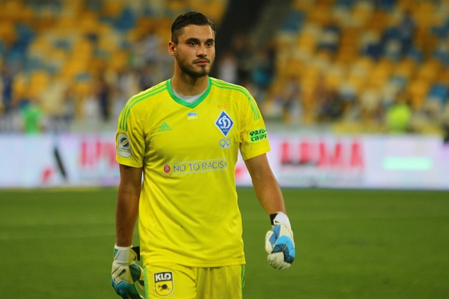 Георгий Бущан продлил контракт с «Динамо» до 2020 года