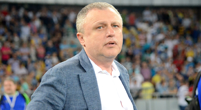 Игорь Суркис — Усику: «Нас переполняет чувство гордости, что вы — страстный болельщик «Динамо»