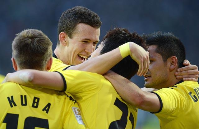 Как боруссия дортмунд стала чемпионом