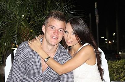 Андрей ярмоленко родился сын
