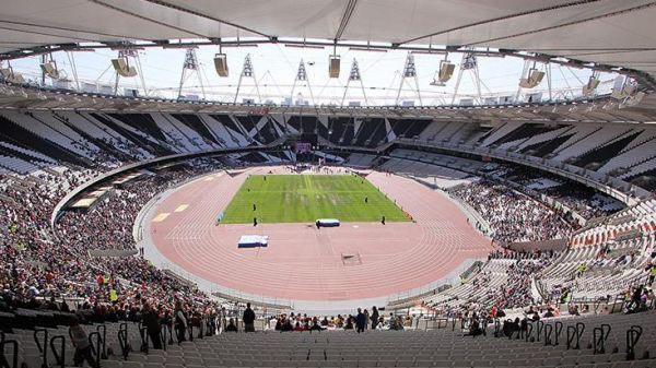 Стадион вест хэма фото