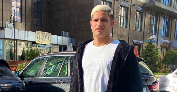 Эрик Рамирес выздоровел и вернулся в Киев