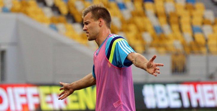 Андрей Ярмоленко: «Недоволен тем, что мне сегодня не удалось забить»