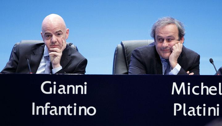 Кандидат напост президента ФИФА анонсировал реформу чемпионата мира вслучае победы