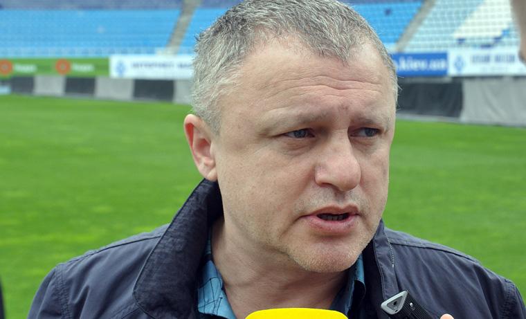 Игорь Суркис: «Штутгарт» имеет первоочередное право выкупа Кравца до 1 июля»