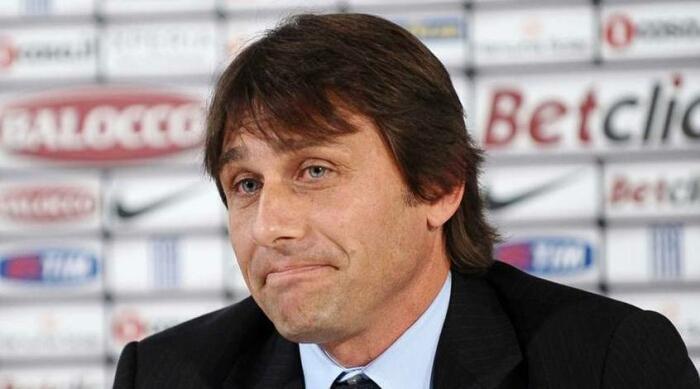 Челси хочет подписать новый контракт с Конте