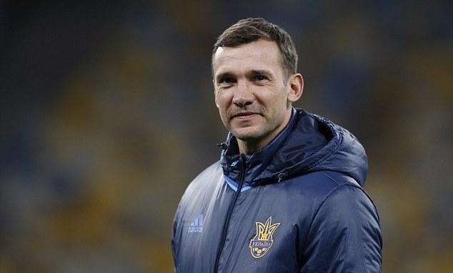 Посоветую «Милану» обратить внимание наЯрмоленко— Андрей Шевченко