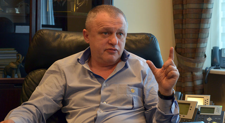 Суркис исключил возможность продажи основного игрока киевского «Динамо»
