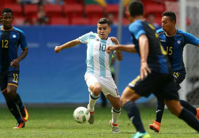 Аргентина 1:1 Гондурас