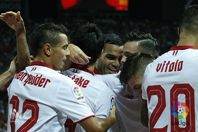 «Севилья» всумасшедшем матче победила «Эспаньол», Коноплянка остался взапасе