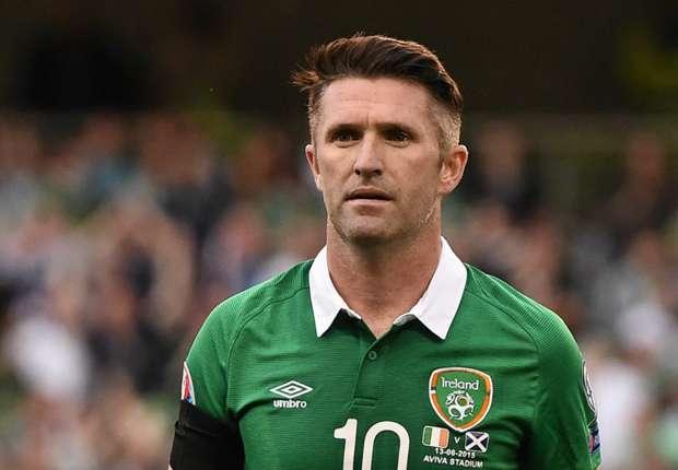 Робби Кин завершил карьеру всборной Ирландии