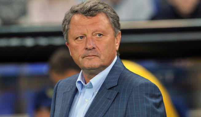 Маркевич: в сборной Украины есть игроки, достойные стать лидерами