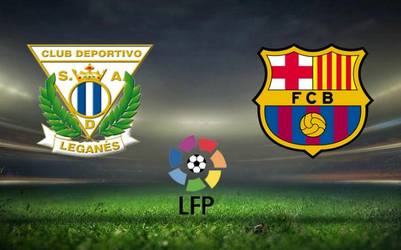 «Барселона» неоставила шансов новичку Примеры «Леганесу»