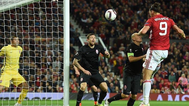 Тренер «Зари»: Мыни вчем неуступили «Манчестер Юнайтед»