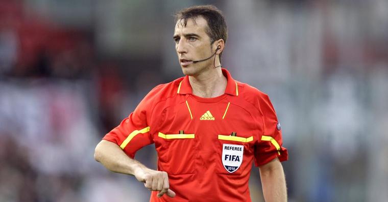 «Динамо» и«Бенфику» рассудит испанец
