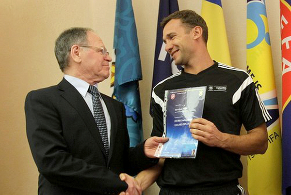 Шевченко желает перенести тур УПЛ ради матча Украины против Хорватии