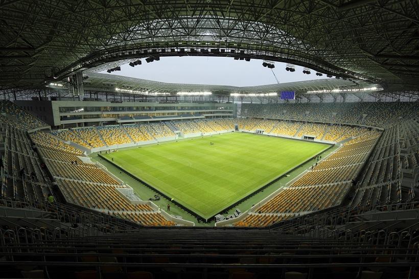 Матч Украина— Словакия состоится воЛьвове